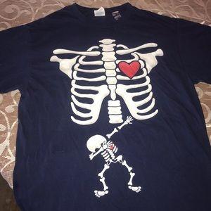 Maternity Halloween T-shirt